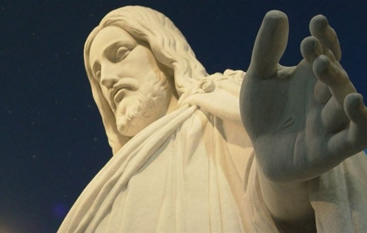 jesus statue nigeria