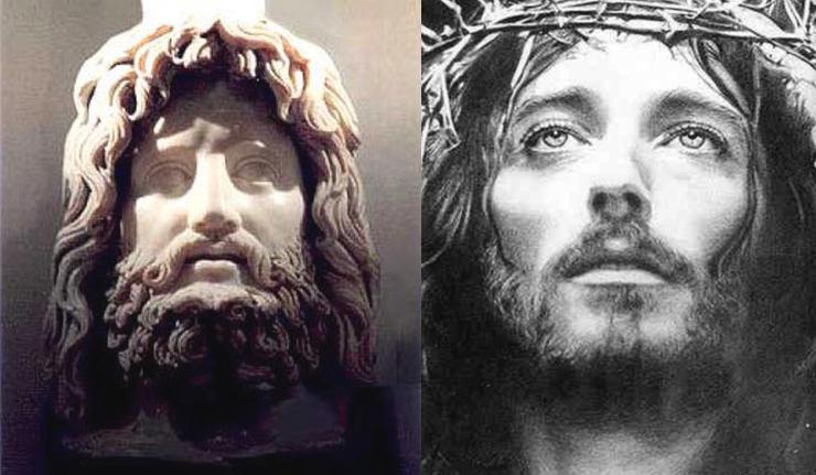serapis christus jesus christ
